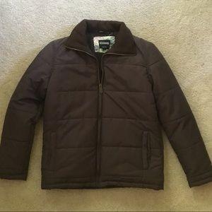 Men's Billabong Puffer Coat Jacket